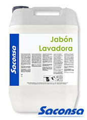 Jabon-Lavadora